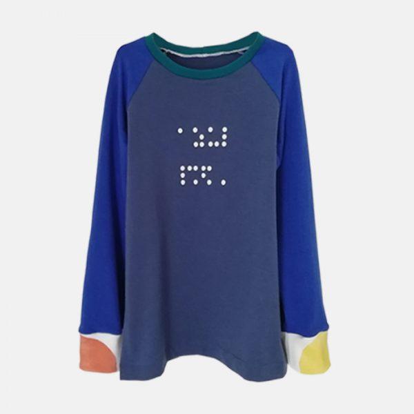 camiseta-nio-infantil-braille-color-azul