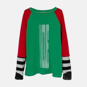 camiseta-nio-infantil-estampacin-unique-verde
