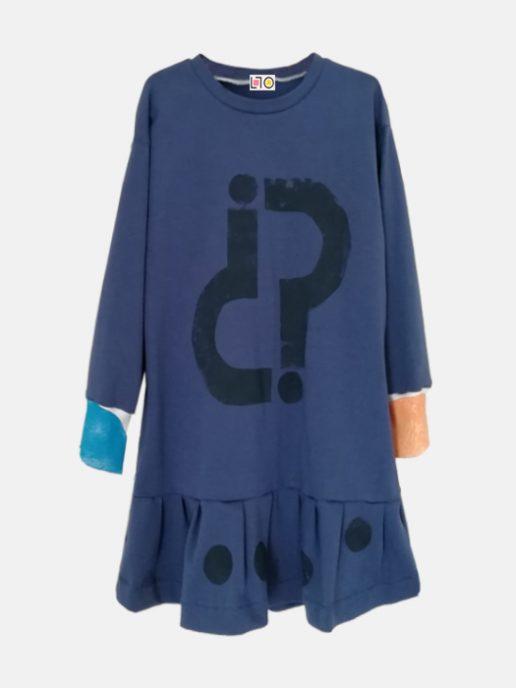 vestido-nia-infantil-interrogacin-color-azul