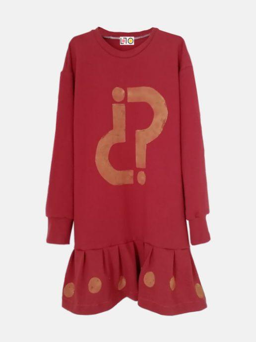 vestido-nia-infantil-interrogacin-color-cobre