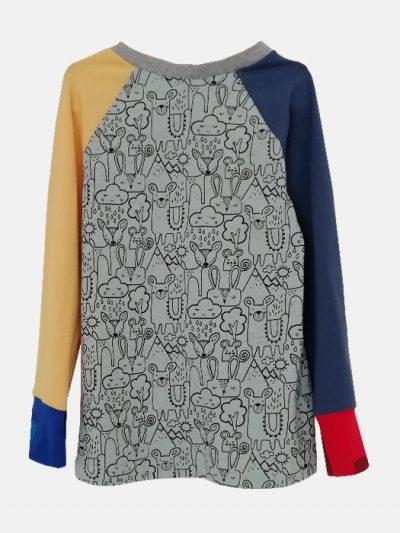 camiseta-nio-infantil-estampada-llamas-traserra