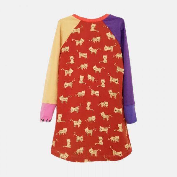 vestido-nia-infantil-estampado-gatos-trasera