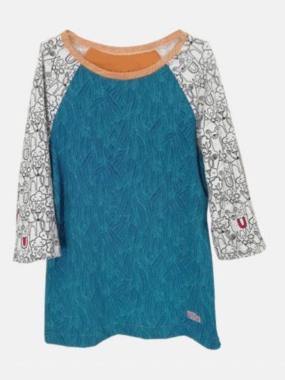 camiseta-adulto-estampada-bicolor-azul