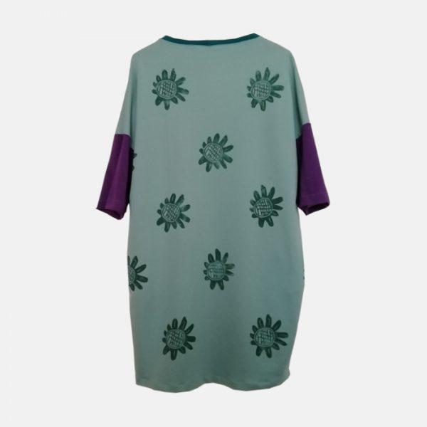 vestido-adulta-estampada-girasoles-verde-trasera