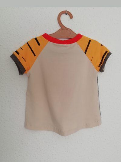 camiseta-nio-infantil-beige-y-tigre-trasera