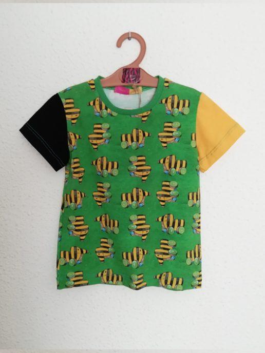 camiseta-nio-infantil-janosch-tigerente-bicolor