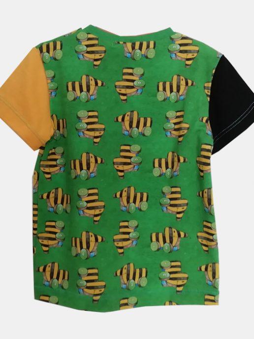 camiseta-nio-infantil-janosch-tigerente-bicolor-trasera