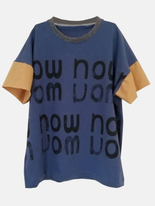 camiseta-adulto-estampada-now-azul
