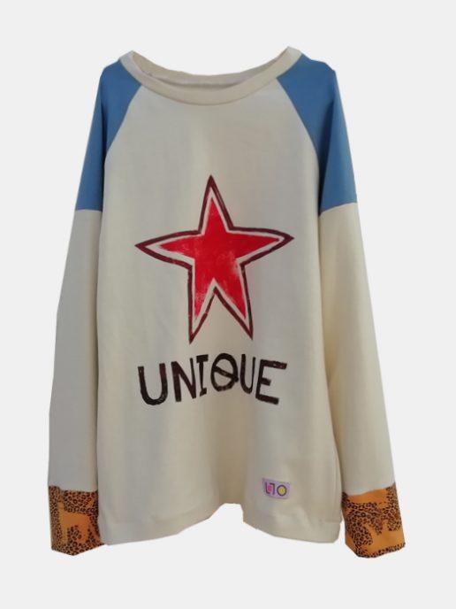camiseta-nio-infantil-estampada-estrella-roja-unique